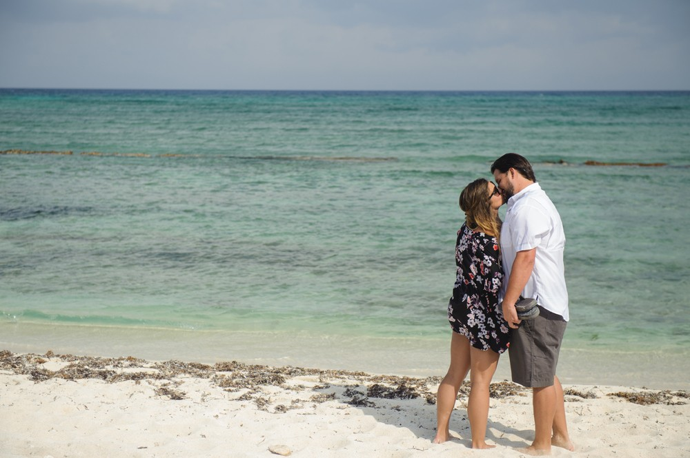 Image 2 of Alesha and Scott's Proposal in Riviera Maya