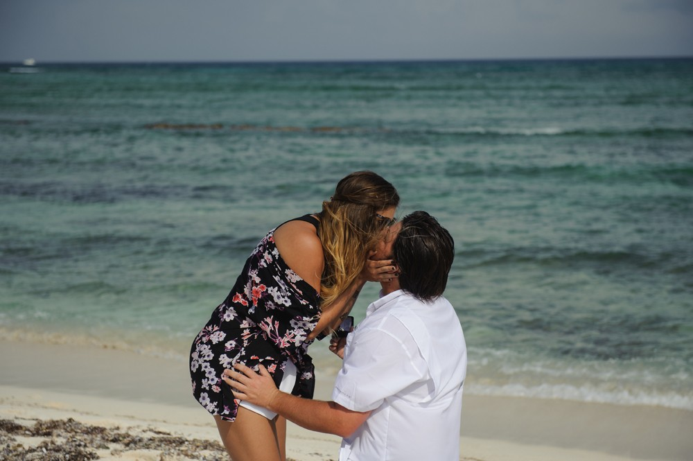 Image 9 of Alesha and Scott's Proposal in Riviera Maya