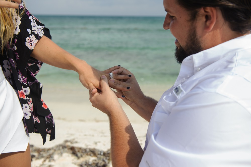 Image 11 of Alesha and Scott's Proposal in Riviera Maya