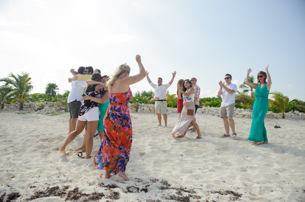 Image 4 of Alesha and Scott's Proposal in Riviera Maya