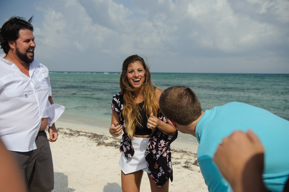 Image 12 of Alesha and Scott's Proposal in Riviera Maya