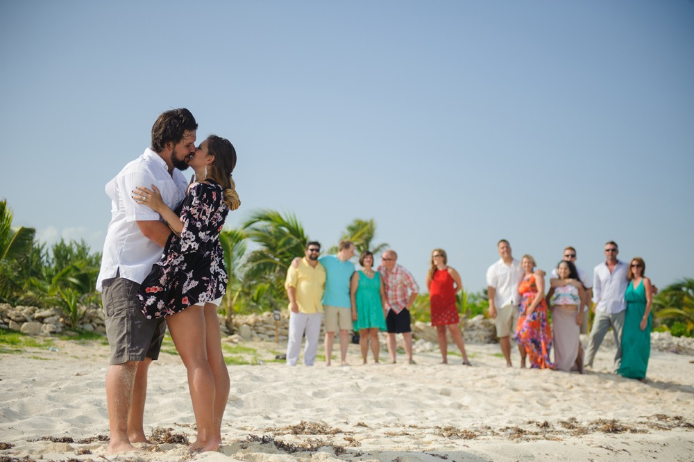 Image 5 of Alesha and Scott's Proposal in Riviera Maya