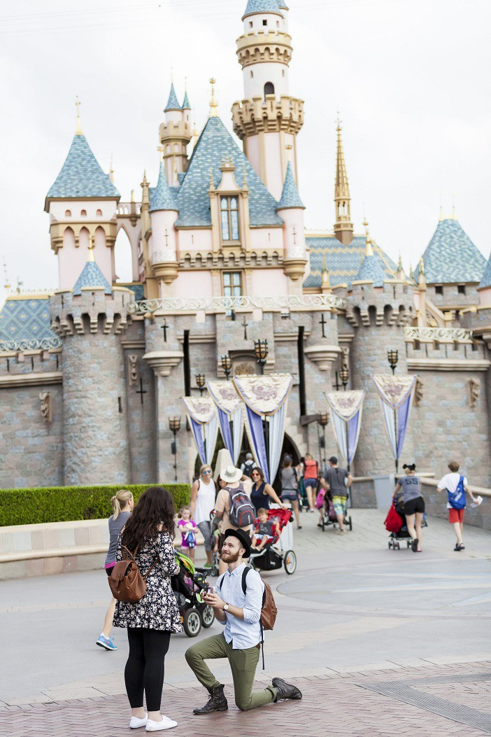 Image 8 of Disneyland Marriage Proposals - Because How Else Would We Celebrate Disneyland's 60th Birthday?!