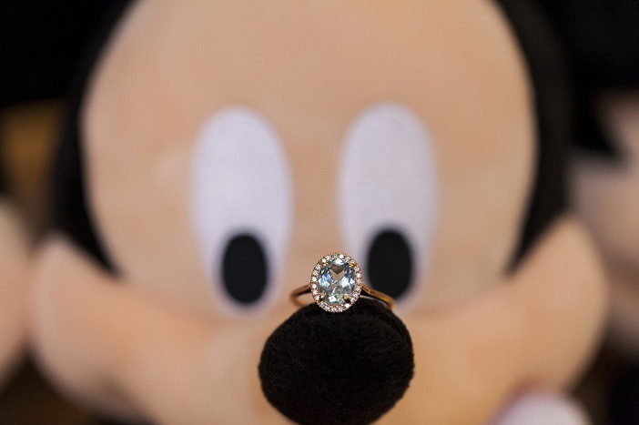 Image 1 of Disneyland Marriage Proposals - Because How Else Would We Celebrate Disneyland's 60th Birthday?!