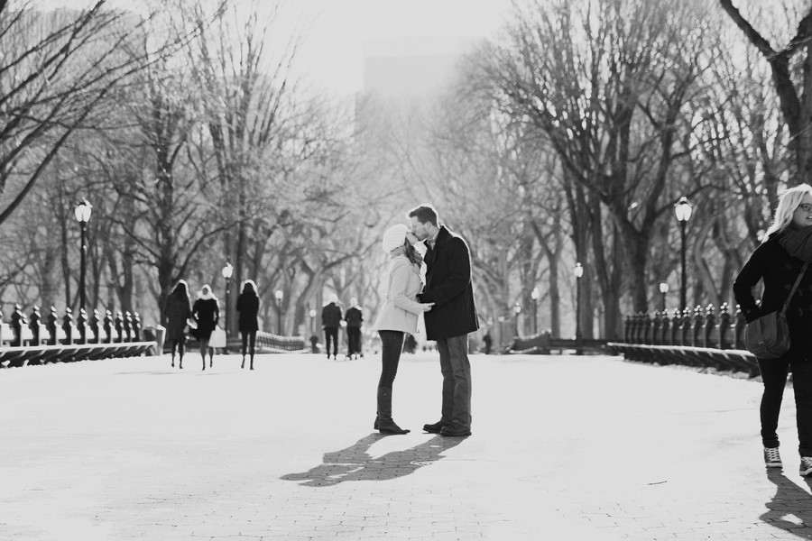 Image 8 of Elizabeth and Zack's Sweet Marriage Proposal in New York City