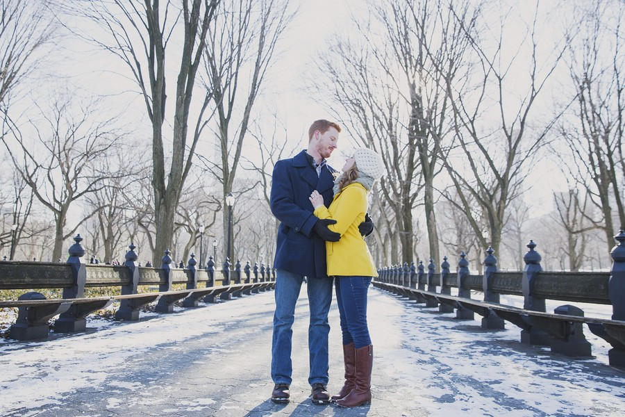 Elizabeth and Zacks New York City Marriage Proposal (8)