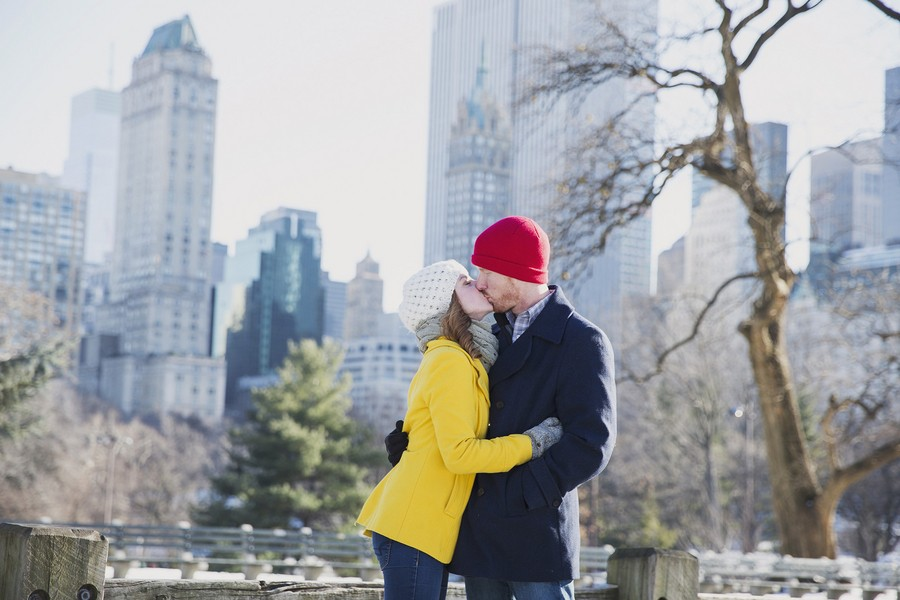 Elizabeth and Zacks New York City Marriage Proposal (9)