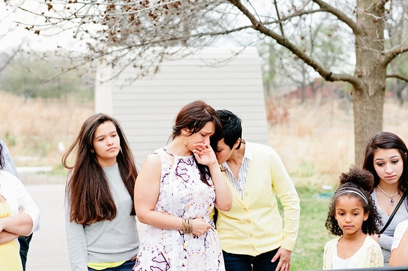 Image 8 of How She Asked: A Family-Centered Surprise Marriage Proposal