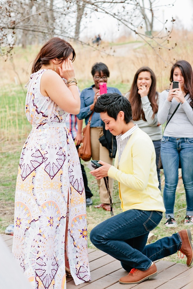 Image 12 of How She Asked: A Family-Centered Surprise Marriage Proposal