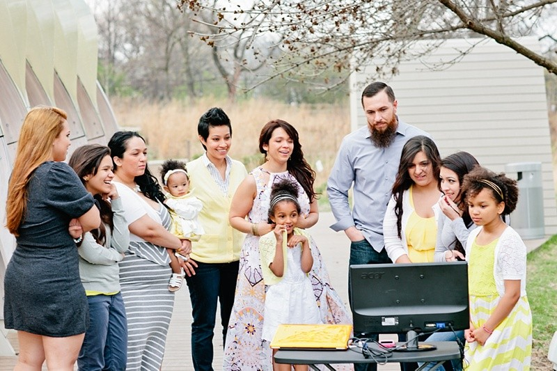 Image 5 of How She Asked: A Family-Centered Surprise Marriage Proposal