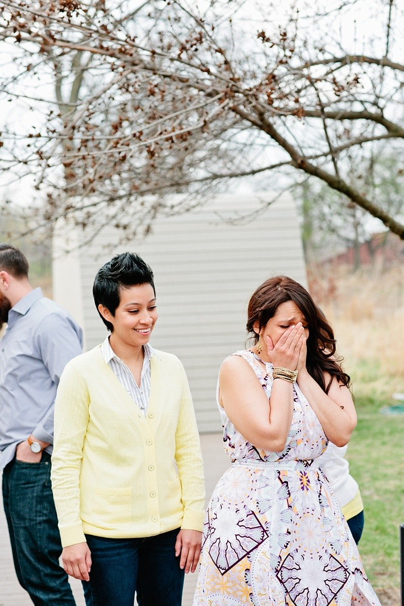 Image 10 of How She Asked: A Family-Centered Surprise Marriage Proposal