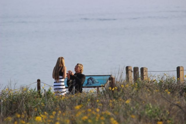 Image 1 of Victoria and Ryan | Laguna Beach Proposal