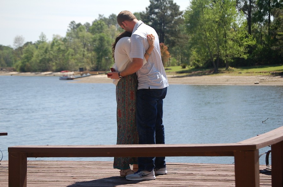 Image 5 of Lindsey and Matt's Marriage Proposal on Easter
