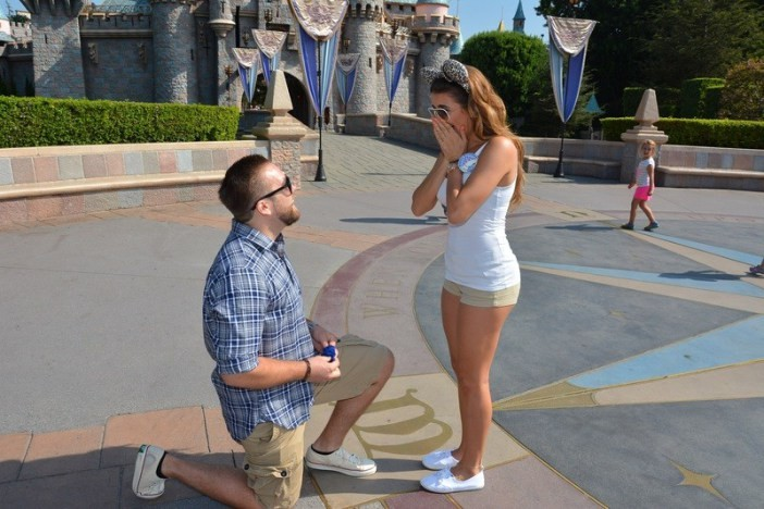 Image 4 of Disneyland Marriage Proposals - Because How Else Would We Celebrate Disneyland's 60th Birthday?!