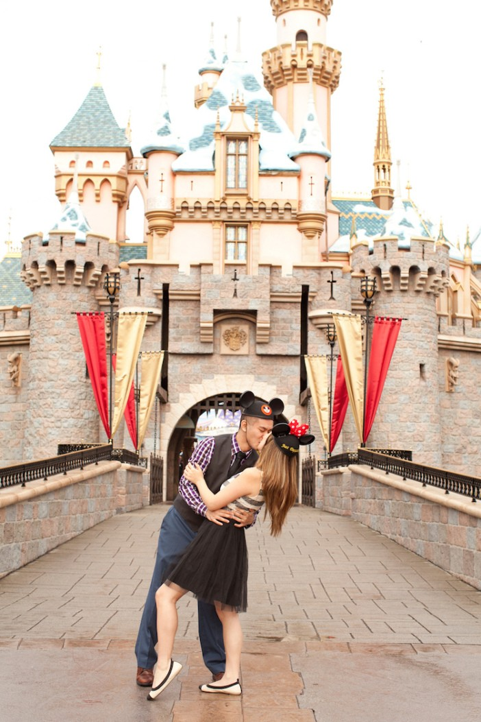 Image 7 of Disneyland Marriage Proposals - Because How Else Would We Celebrate Disneyland's 60th Birthday?!