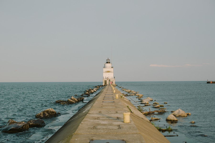 Image 3 of Kyle and Syna's Lighthouse Marriage Proposal