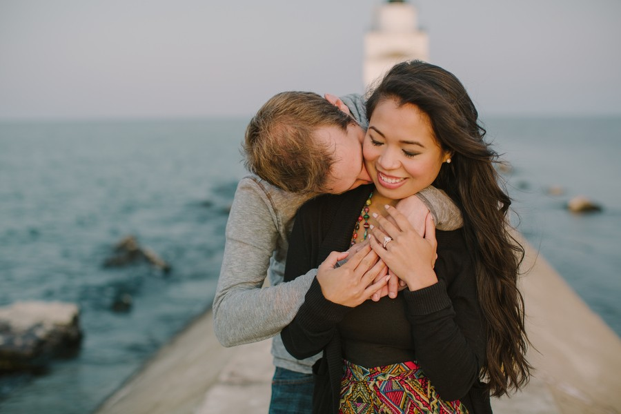 Kyle and Syna's Lighthouse Marriage Proposal (3)