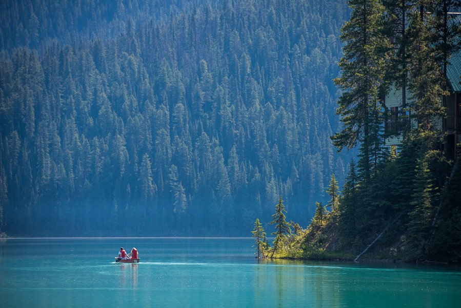 Image 5 of A Beautiful Marriage Proposal at Emerald Lake