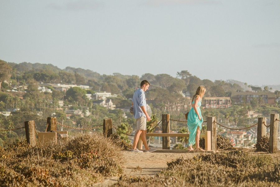 Randy and Allie's Marriage Proposal on the California Coast (1)