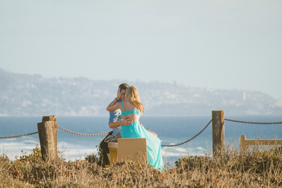 Randy and Allie's Marriage Proposal on the California Coast (3)