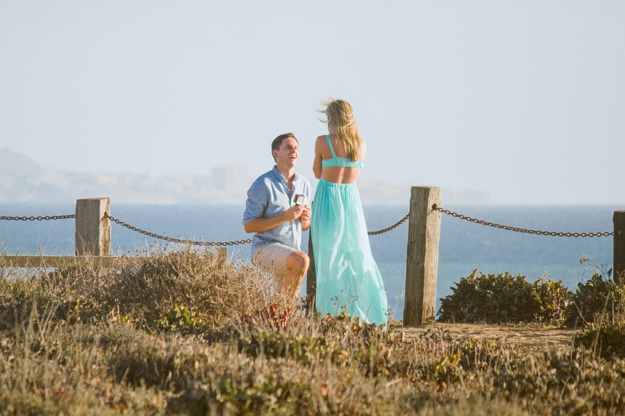 Randy and Allie's Marriage Proposal on the California Coast (6)