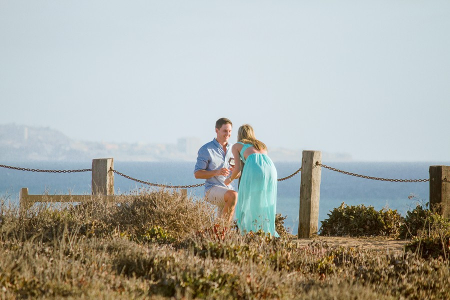 Randy and Allie's Marriage Proposal on the California Coast (7)