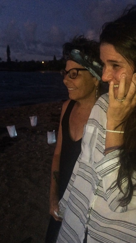 Image 8 of HOW SHE ASKED: Nicole and Emily's Sunset Surprise Marriage Proposal in Maui