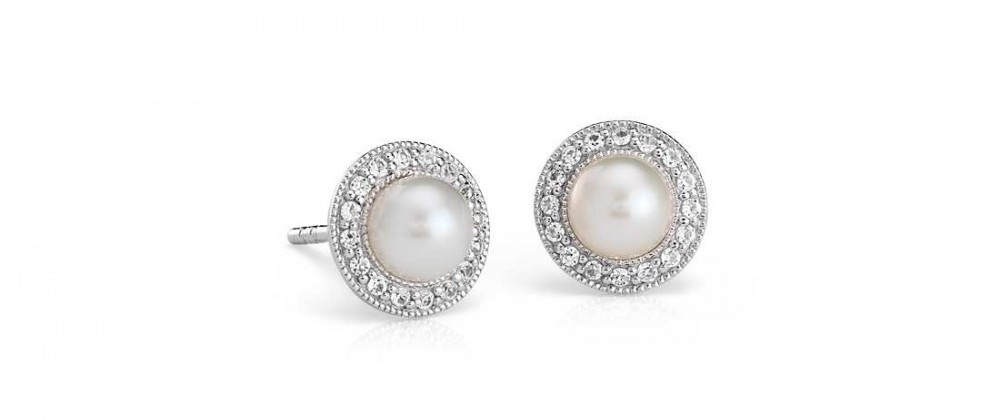 Image 5 of Bride and Bridesmaid Gifts Starting at $50 from Blue Nile!