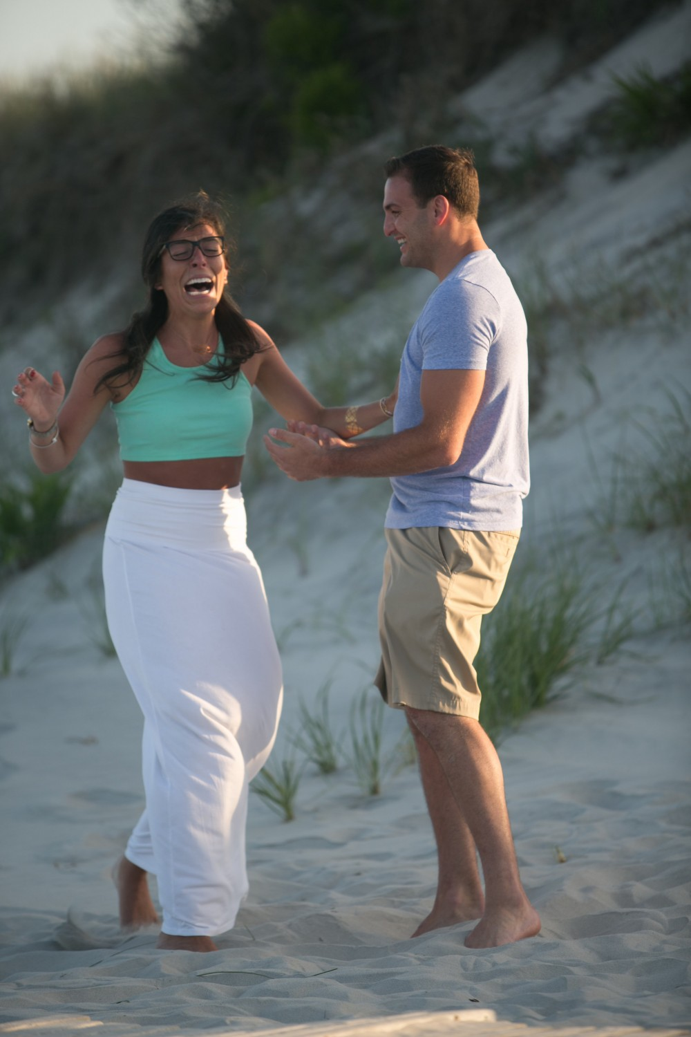 Image 15 of This Girl's Proposal Reaction is The Best We've Ever Seen.
