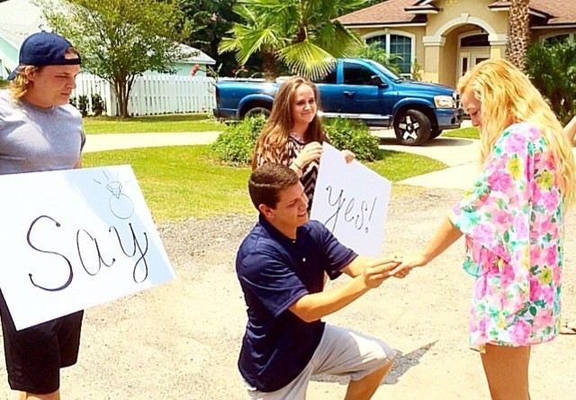 Marriage Proposal Ideas in Jacksonville flOrida