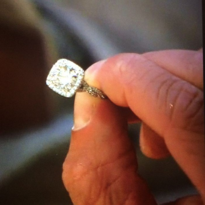 engagement rings from abc s the bachelorette
