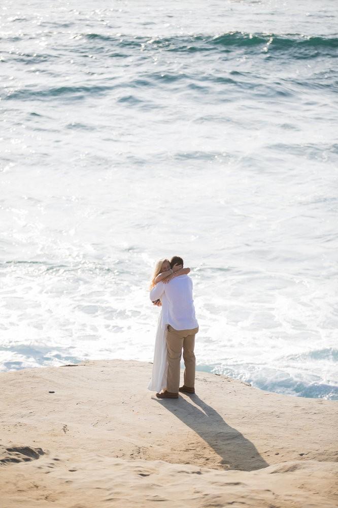 Image 7 of Peyton and TJ's Unreal Proposal at La Jolla Cove