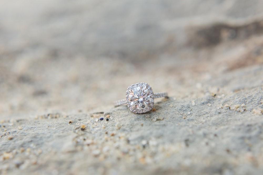 Image 10 of Peyton and TJ's Unreal Proposal at La Jolla Cove