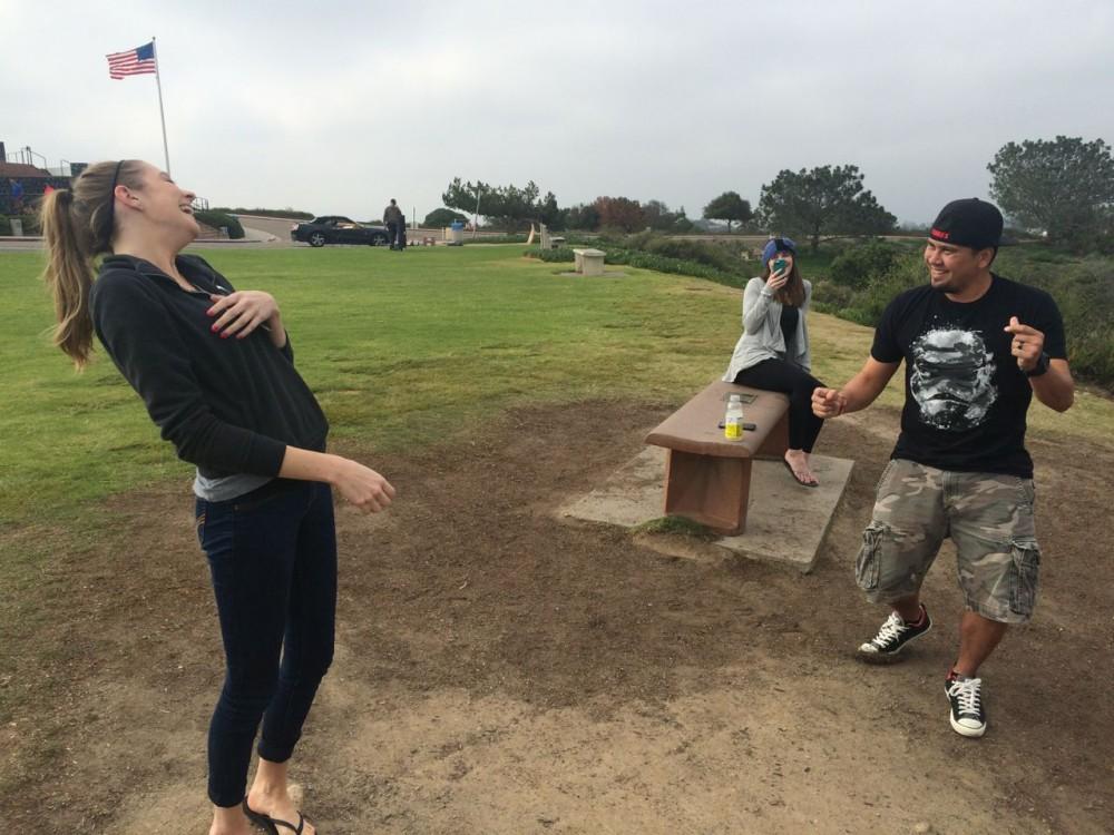 Image 4 of Sarah and Jonathan's Epic Surprise Proposal