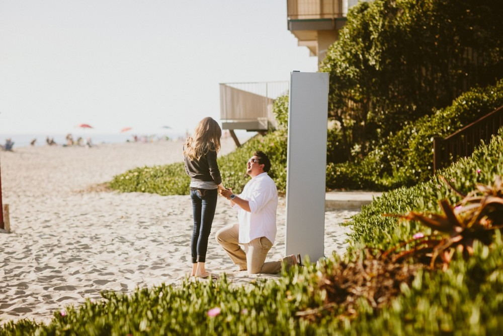 Image 8 of Sarah and Jonathan's Epic Surprise Proposal