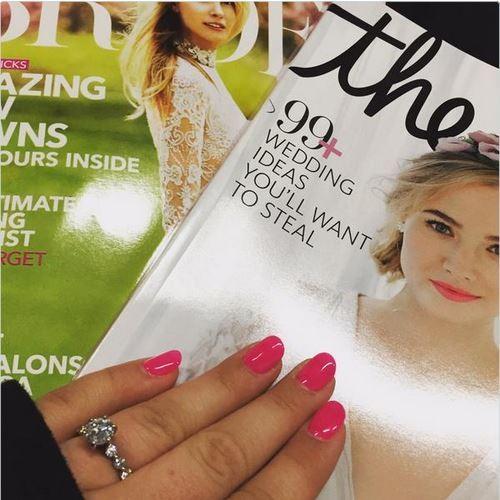 shawn johnson engagement ring