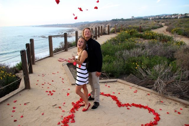 Image 2 of Victoria and Ryan | Laguna Beach Proposal