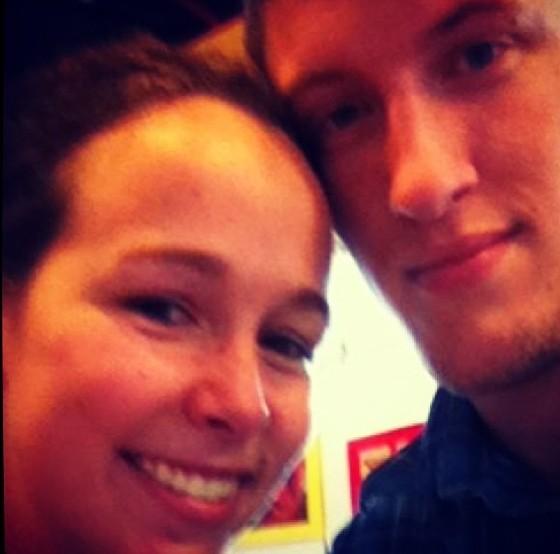 Image 1 of Meghan and Dan