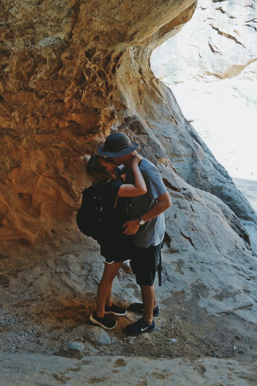 Zion National Park Marriage Proposal