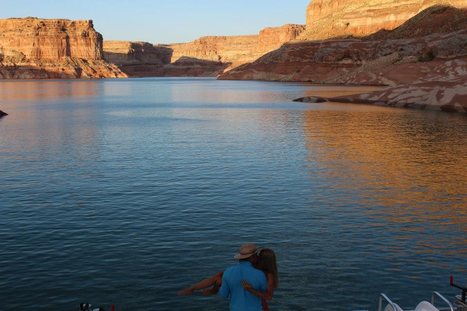 Image 12 of Emily and Cody's Proposal on Lake Powell