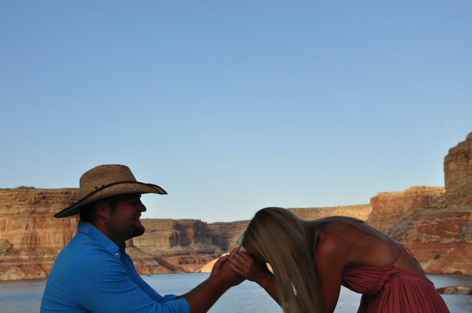 Image 8 of Emily and Cody's Proposal on Lake Powell