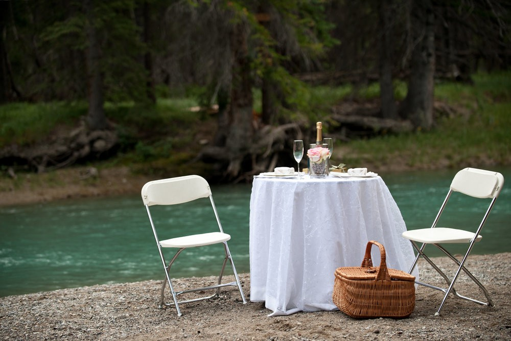 Image 3 of Clarianne and Brian | Fairmont Banff Springs Proposal