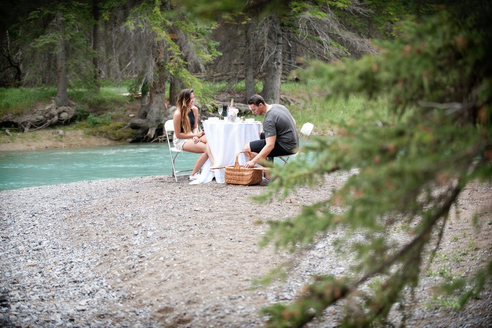 Image 6 of Clarianne and Brian | Fairmont Banff Springs Proposal