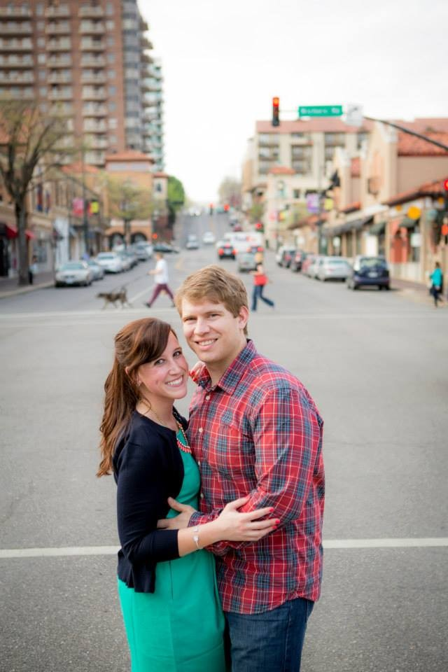 Image 1 of Andrea and Dan