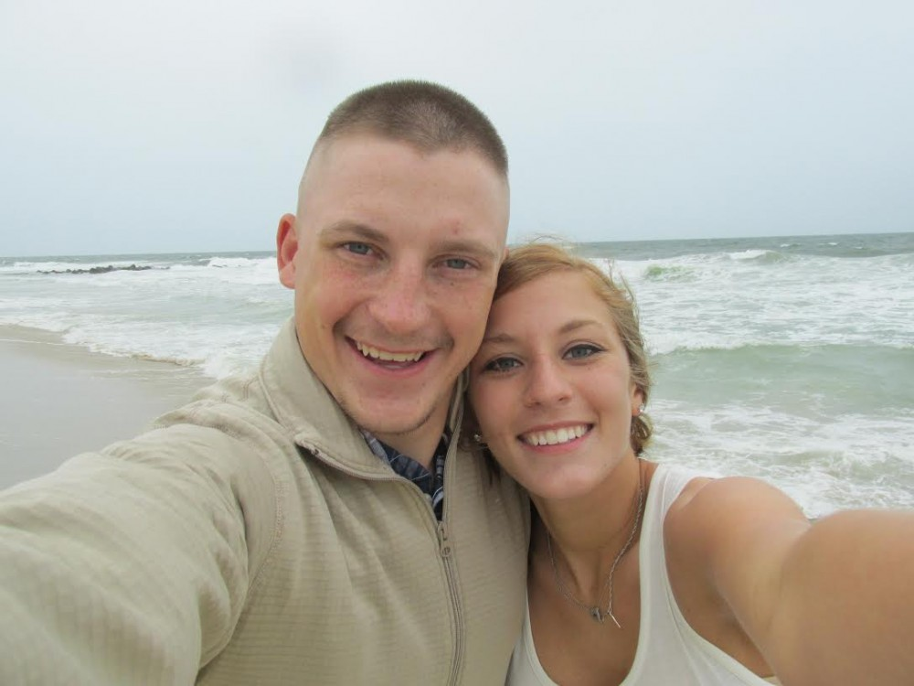 Image 1 of Leah and Greg