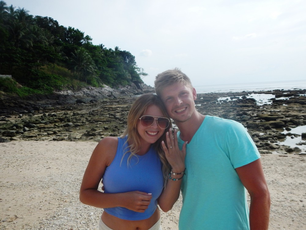 Image 4 of Bianca and Jacques' Proposal In Thailand