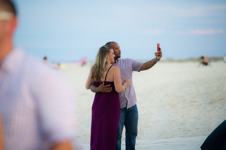 Marriage Proposal in St. Augustine