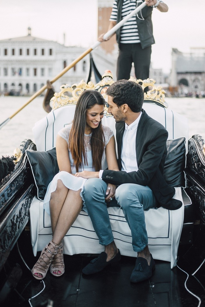 Flytographer Gorgeous Gondola proposal (3)