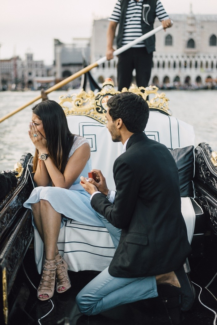 Flytographer Gorgeous Gondola proposal (6)