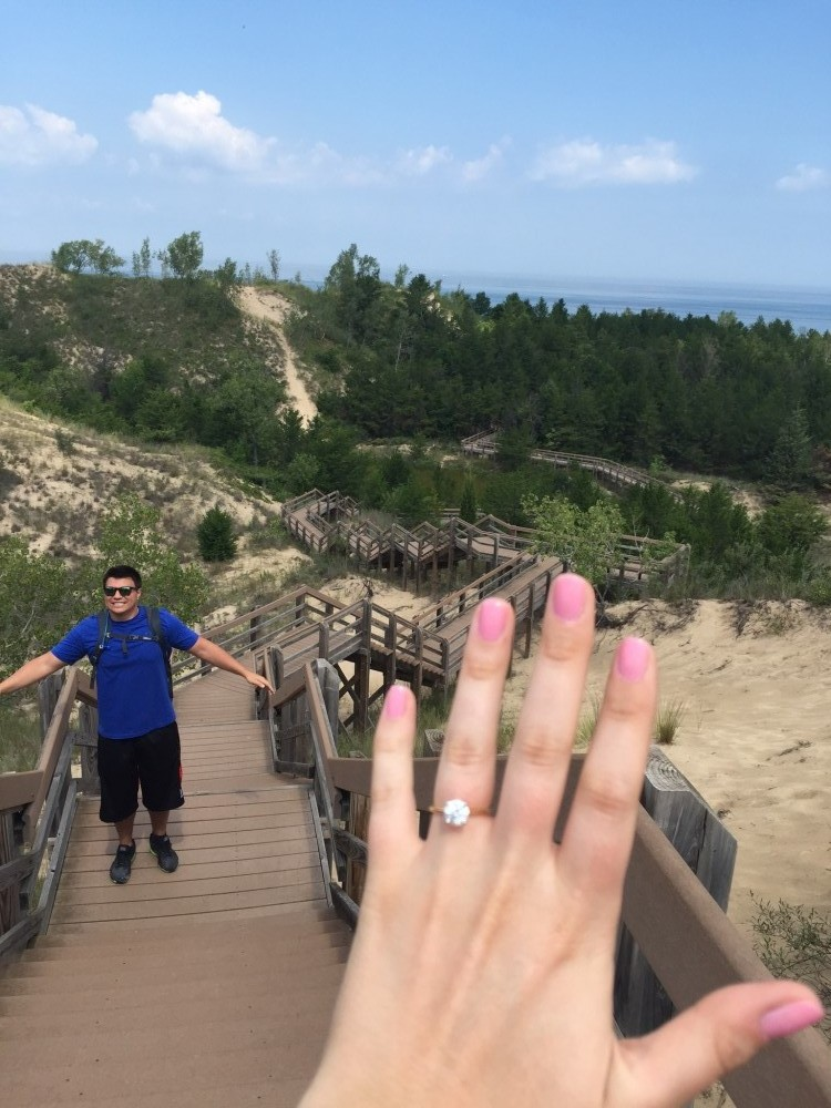 Marriage Proposal Ideas in purdue university west lafayette, indiana
